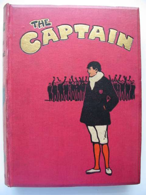 Photo of THE CAPTAIN VOL XXVII written by Wodehouse, P.G. published by George Newnes Limited (STOCK CODE: 814759)  for sale by Stella & Rose's Books