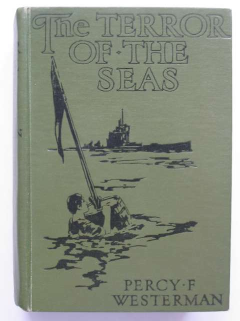 Photo of THE TERROR OF THE SEAS written by Westerman, Percy F. illustrated by Wigfull, W. Edward published by Ward, Lock & Co. Limited (STOCK CODE: 814855)  for sale by Stella & Rose's Books