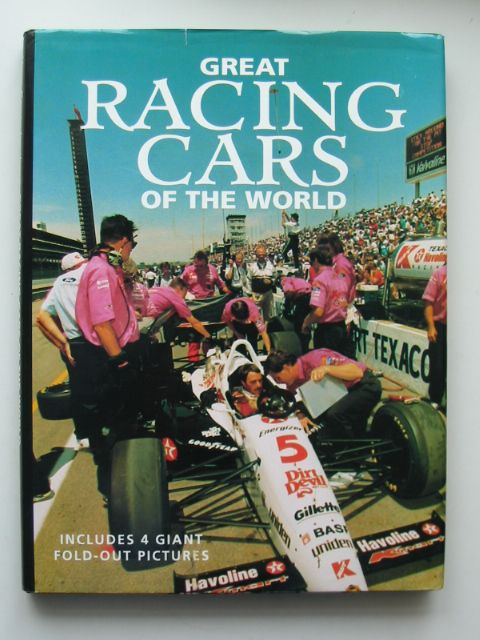 Photo of GREAT RACING CARS OF THE WORLD written by Isenberg, Hans G. published by TRANSEDITION BOOKS, Bookmart Limited (STOCK CODE: 815752)  for sale by Stella & Rose's Books