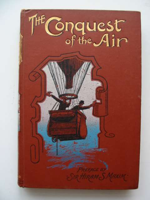 Photo of THE CONQUEST OF THE AIR written by Alexander, John published by S.W. Partridge & Co. (STOCK CODE: 816508)  for sale by Stella & Rose's Books