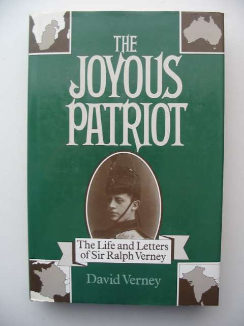 Photo of THE JOYOUS PATRIOT written by Verney, David published by Leo Cooper (STOCK CODE: 817344)  for sale by Stella & Rose's Books