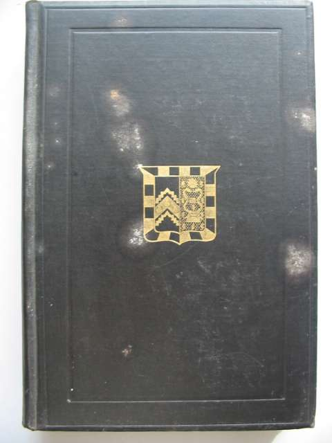 Photo of BIOGRAPHICAL HISTORY OF GONVILLE AND CAIUS COLLEGE 1349-1897 (VOL III) written by Venn, John published by C.J. Clay & Son (STOCK CODE: 817486)  for sale by Stella & Rose's Books