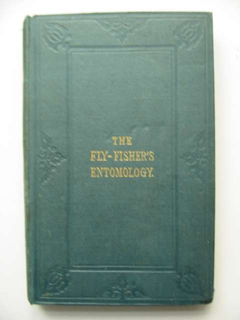 Photo of THE FLY-FISHER'S ENTOMOLOGY written by Ronalds, Alfred published by Longmans, Green & Co. (STOCK CODE: 818634)  for sale by Stella & Rose's Books