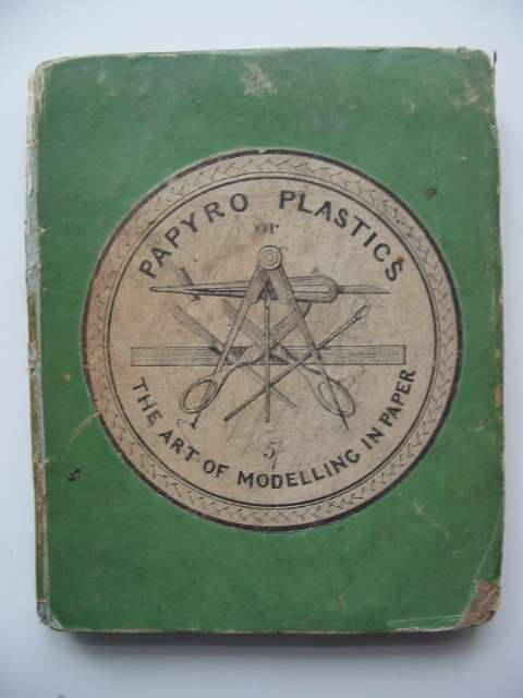 Photo of PAPYRO-PLASTICS OR THE ART OF MODELLING IN PAPER written by Boileau, D. published by Boosey And Sons (STOCK CODE: 818635)  for sale by Stella & Rose's Books