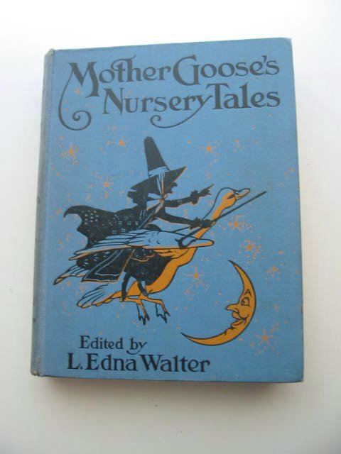 Photo of MOTHER GOOSE'S NURSERY TALES written by Walter, L. Edna illustrated by Folkard, Charles<br />Hartley, J.H. published by A. & C. Black Ltd. (STOCK CODE: 819559)  for sale by Stella & Rose's Books