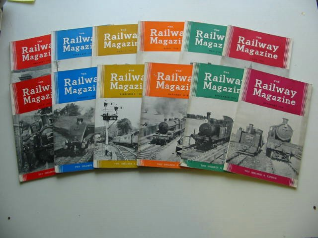 Photo of THE RAILWAY MAGAZINE VOL 105 published by The Tothill Press (STOCK CODE: 819665)  for sale by Stella & Rose's Books