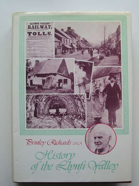 Photo of HISTORY OF THE LLYNFI VALLEY written by Richards, Brinley published by D. Brown & Sons Limited (STOCK CODE: 820076)  for sale by Stella & Rose's Books