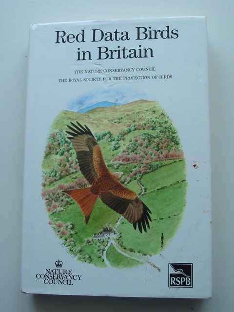 Photo of RED DATA BIRDS IN BRITAIN- Stock Number: 820191