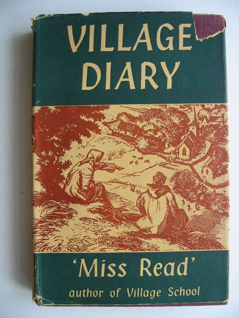 Photo of VILLAGE DIARY written by Read, Miss illustrated by Goodall, John S. published by Michael Joseph (STOCK CODE: 820335)  for sale by Stella & Rose's Books
