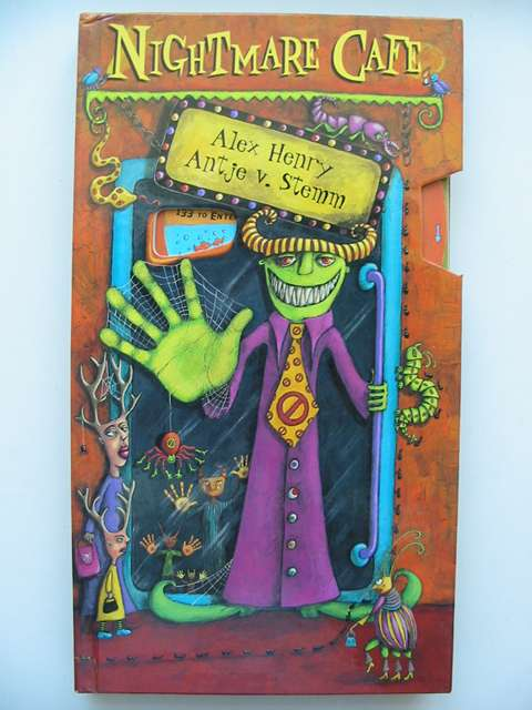 Photo of NIGHTMARE CAFE written by Henry, Alex illustrated by Stemm, Antje V. published by Envision Publishing, Tango Books (STOCK CODE: 820542)  for sale by Stella & Rose's Books