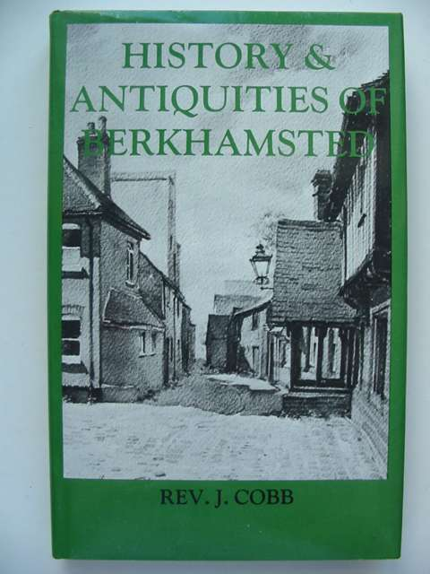 Photo of TWO LECTURES ON THE HISTORY AND ANTIQUITIES OF BERKHAMSTED written by Cobb, John Wolstenholme published by The Book Stack (STOCK CODE: 821010)  for sale by Stella & Rose's Books