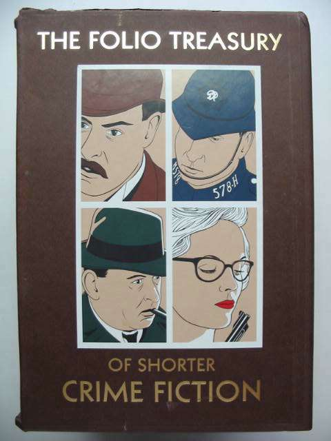 Photo of THE FOLIO TREASURY OF SHORTER CRIME FICTION written by Heald, Tim<br />Bradbury, Sue illustrated by Hardcastle, Nick published by Folio Society (STOCK CODE: 821741)  for sale by Stella & Rose's Books