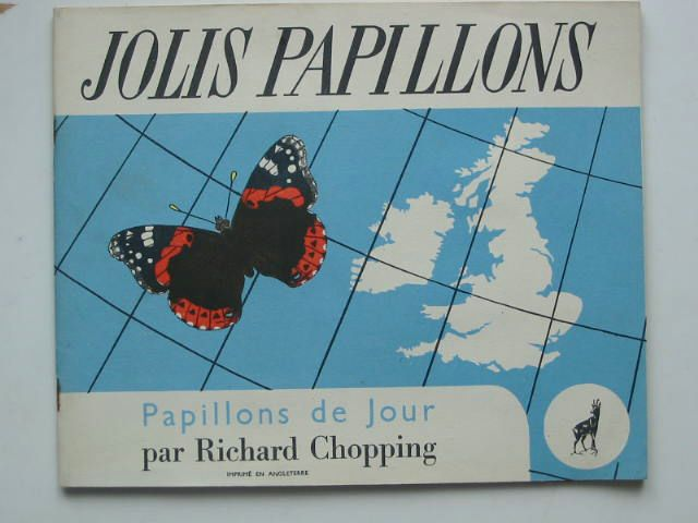 Photo of JOLIS PAPILLONS written by Chopping, Richard published by Penguin (STOCK CODE: 822329)  for sale by Stella & Rose's Books