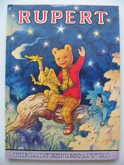 Photo of RUPERT ANNUAL 1979 illustrated by Harrold, John published by Daily Express (STOCK CODE: 822410)  for sale by Stella & Rose's Books
