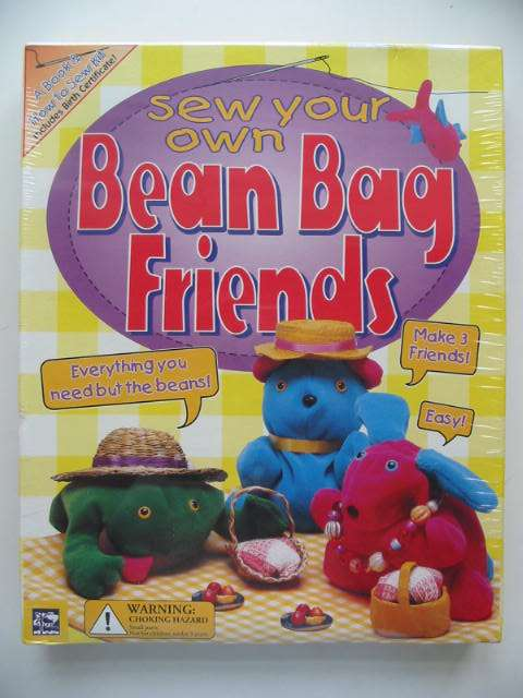 Photo of SEW YOUR OWN BEAN BAG FRIENDS published by Somerville House Publishing (STOCK CODE: 822501)  for sale by Stella & Rose's Books