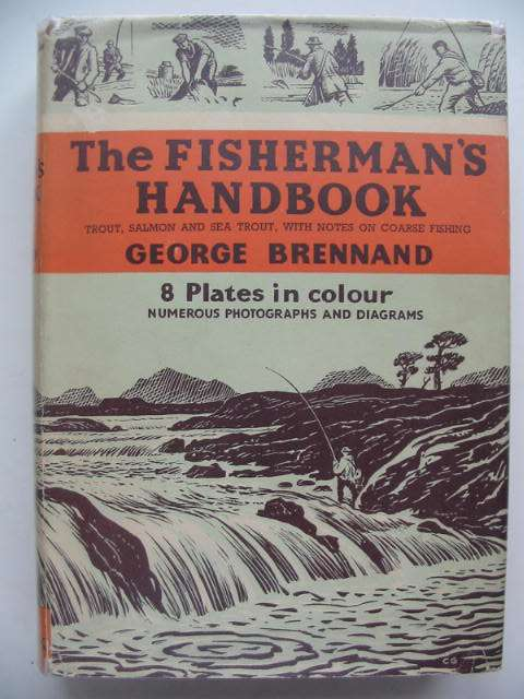 Photo of THE FISHERMAN'S HANDBOOK written by Brennand, George illustrated by Gibson, Colin published by Ward Lock & Co Ltd. (STOCK CODE: 822744)  for sale by Stella & Rose's Books
