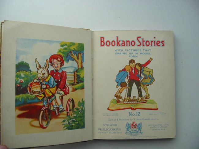 Photo of BOOKANO STORIES NO. 12 written by Giraud, S. Louis published by Strand Publications (STOCK CODE: 822938)  for sale by Stella & Rose's Books