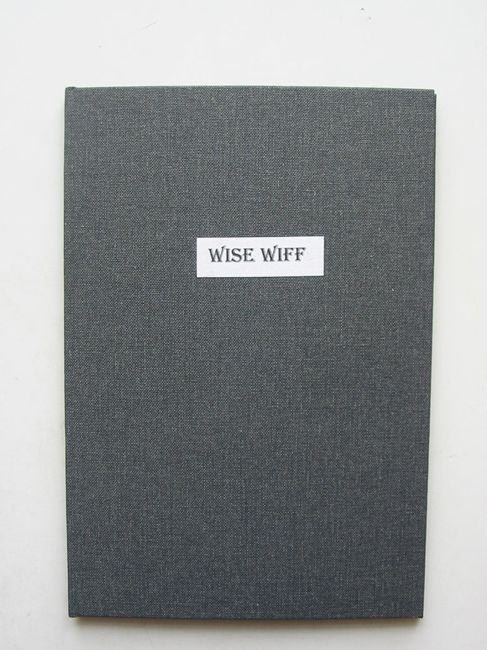 Photo of WISE WIFF IN THE CUMBERLAND DIALECT written by Gibson, Alexander Craig published by George Coward (STOCK CODE: 823200)  for sale by Stella & Rose's Books