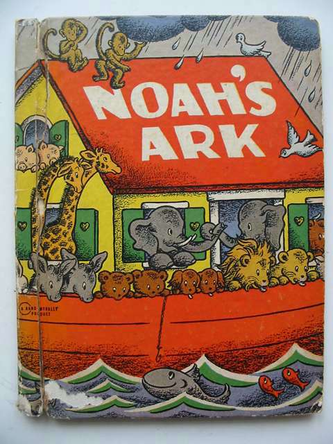 Photo of NOAH'S ARK written by Briggs, Dorothy Bell illustrated by Brice, Tony published by Rand McNally & Co. (STOCK CODE: 823367)  for sale by Stella & Rose's Books