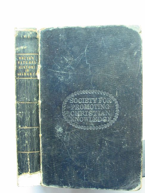 Photo of THE NATURAL HISTORY OF SELBORNE- Stock Number: 823567