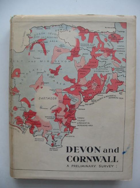 Photo of DEVON AND CORNWALL A PRELIMINARY SURVEY published by A. Wheaton & Co. Ltd. (STOCK CODE: 823814)  for sale by Stella & Rose's Books