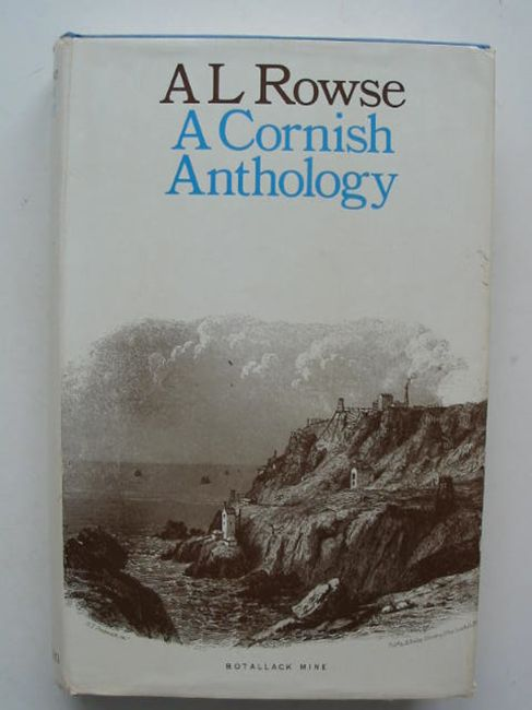 Photo of A CORNISH ANTHOLOGY written by Rowse, A.L. published by MacMillan (STOCK CODE: 823839)  for sale by Stella & Rose's Books