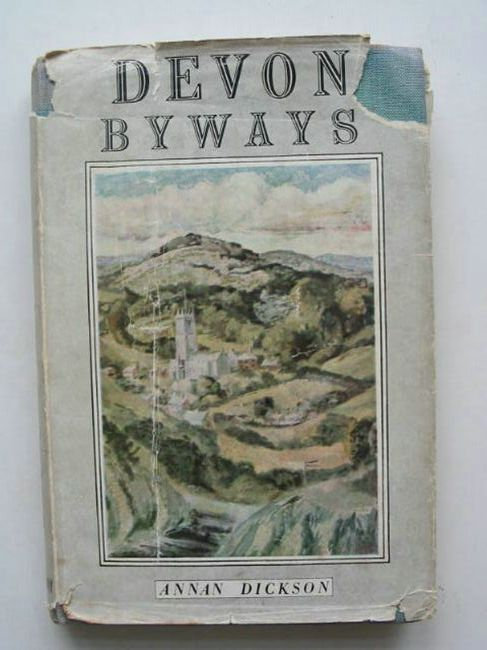 Photo of DEVON BYWAYS written by Dickson, Annan illustrated by Trivick, Henry published by Westaway (STOCK CODE: 823874)  for sale by Stella & Rose's Books