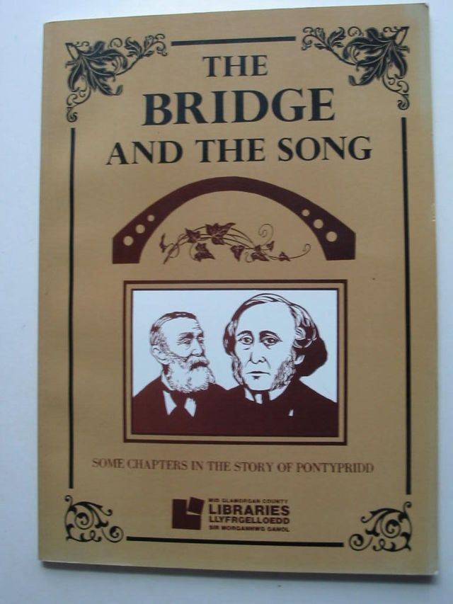 Photo of THE BRIDGE AND THE SONG written by Tobin, P.F.<br />Davies, J.I. published by Mid Glamorgan County Libraries (STOCK CODE: 824259)  for sale by Stella & Rose's Books