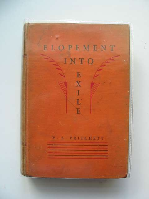 Photo of ELOPEMENT INTO EXILE written by Pritchett, V.S. published by Little, Brown and Company (STOCK CODE: 983848)  for sale by Stella & Rose's Books