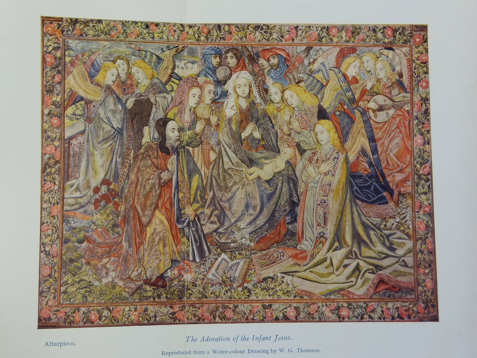Photo of A HISTORY OF TAPESTRY written by Thomson, W.G. published by Hodder & Stoughton (STOCK CODE: 988308)  for sale by Stella & Rose's Books