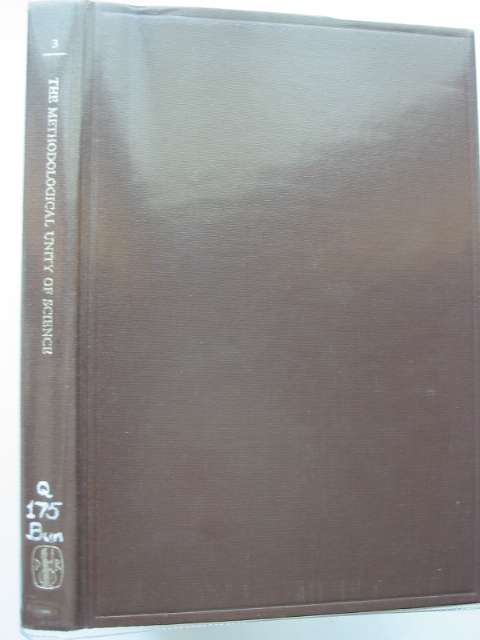 Photo of THE METHODOLOGICAL UNITY OF SCIENCE written by Bunge, Mario published by D. Reidel Publishing Company (STOCK CODE: 989080)  for sale by Stella & Rose's Books