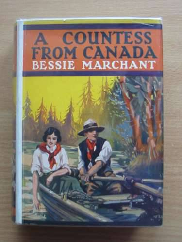 Photo of A COUNTESS FROM CANADA written by Marchant, Bessie illustrated by Cuneo, Cyrus published by Blackie & Son Ltd. (STOCK CODE: 989735)  for sale by Stella & Rose's Books