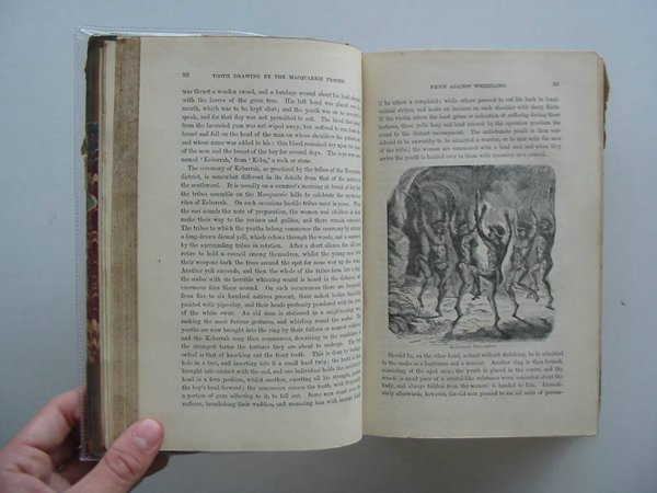 Photo of CURIOSITIES OF SAVAGE LIFE written by Greenwall, James illustrated by Keyl, F.W.<br />Huttula, R.<br />et al.,  published by S.O. Beeton (STOCK CODE: 990169)  for sale by Stella & Rose's Books