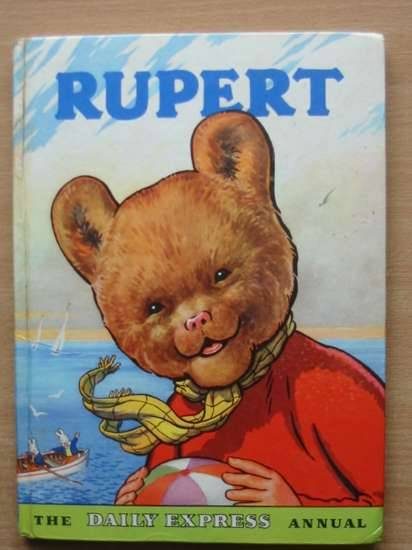 Photo of RUPERT ANNUAL 1959 written by Bestall, Alfred illustrated by Bestall, Alfred published by Daily Express (STOCK CODE: 990620)  for sale by Stella & Rose's Books