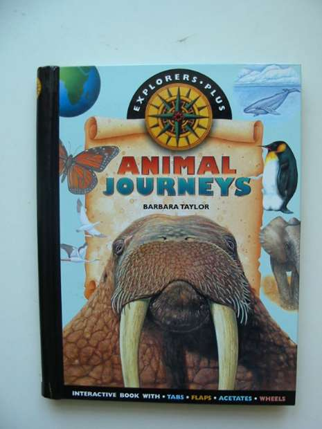 Photo of ANIMAL JOURNEYS written by Taylor, Barbara published by Apple Press (STOCK CODE: 991122)  for sale by Stella & Rose's Books