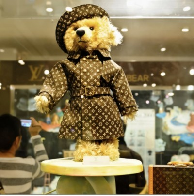 Louis Vuitton Bear
