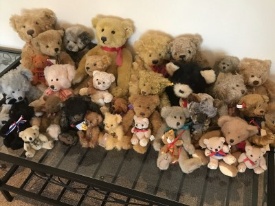 My Teddy Bear Collection