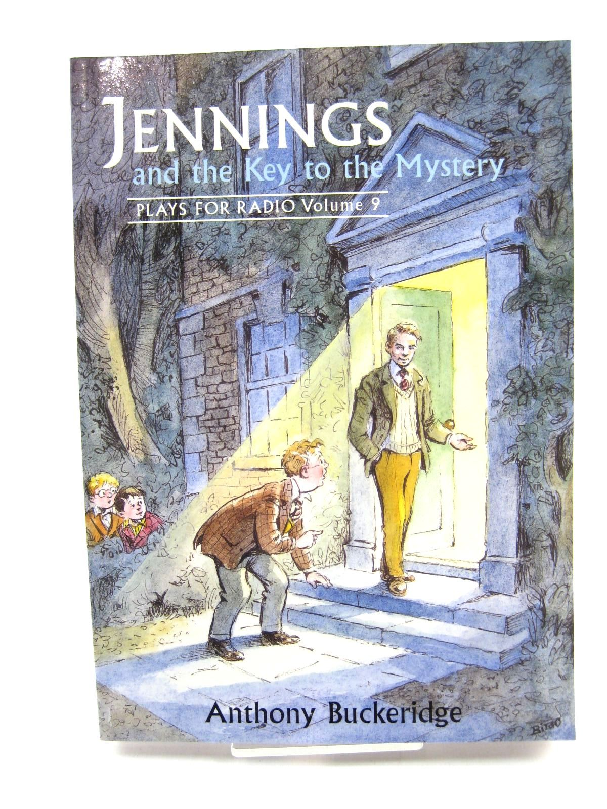 Cover of JENNINGS AND THE KEY TO THE MYSTERY by Anthony Buckeridge