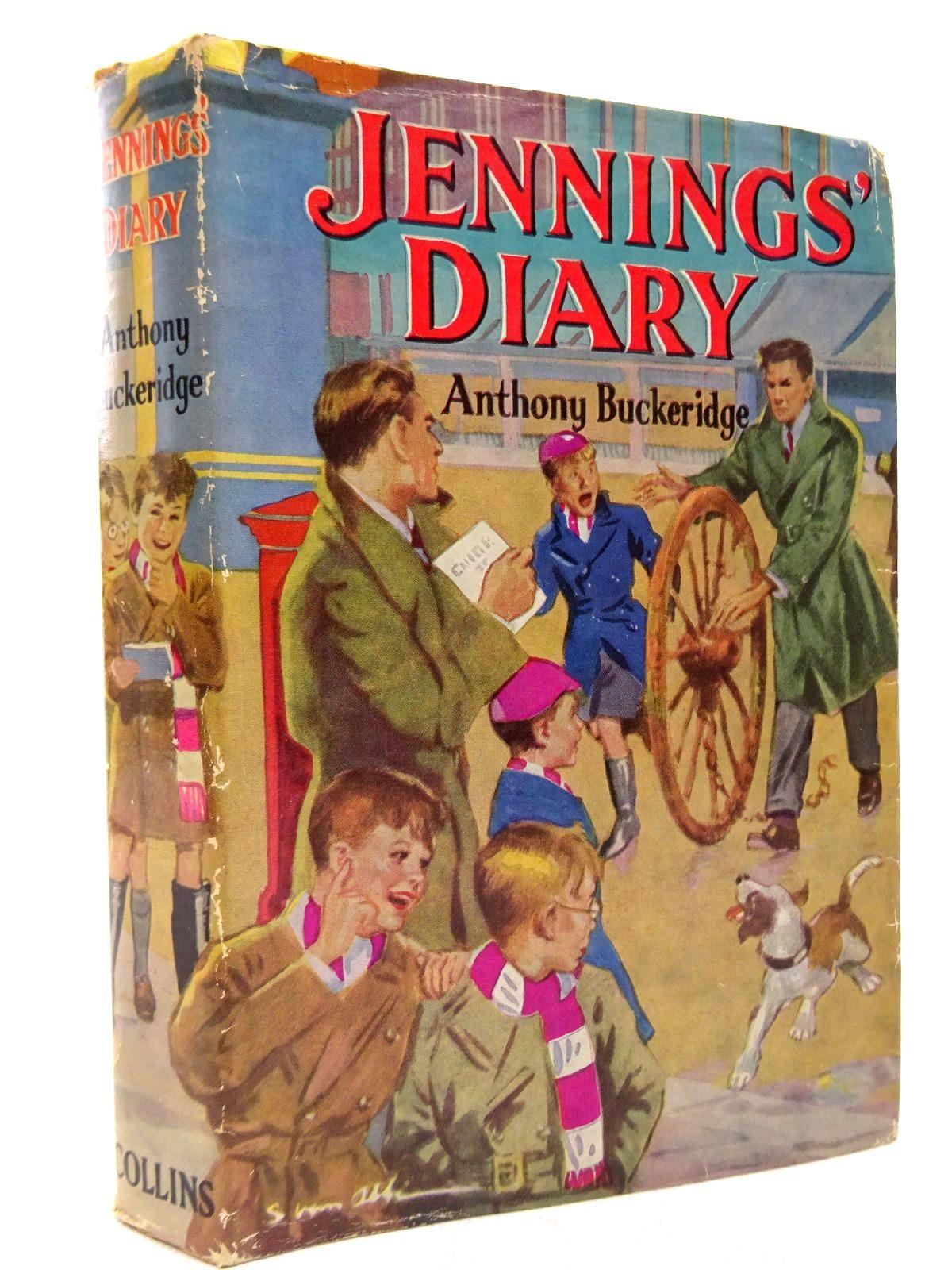 Cover of JENNINGS' DIARY by Anthony Buckeridge