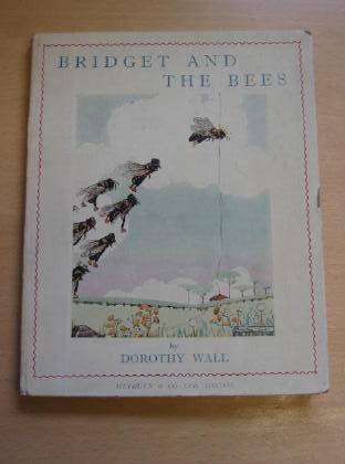 Cover of THE TALE OF BRIDGET AND THE BEES by Dorothy Wall