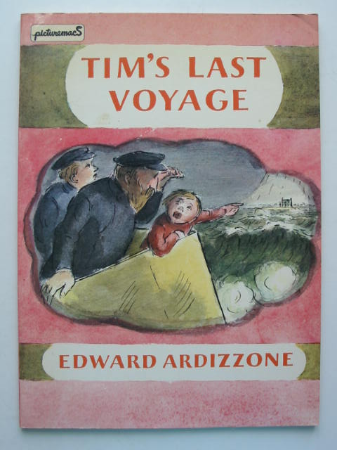 Cover of TIM'S LAST VOYAGE by Edward Ardizzone