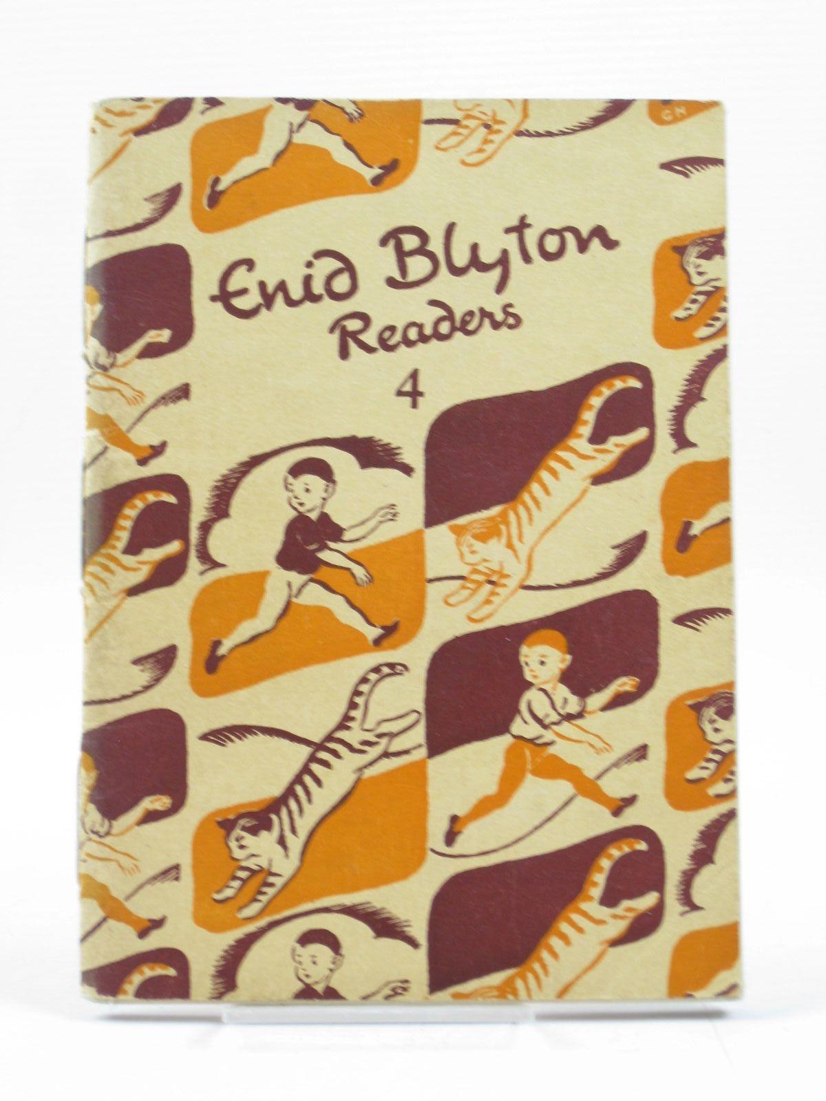Cover of ENID BLYTON READERS 4 by Enid Blyton