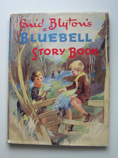 Cover of ENID BLYTON'S BLUEBELL STORY BOOK by Enid Blyton