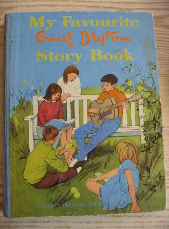 Cover of MY FAVOURITE ENID BLYTON STORY BOOK by Enid Blyton