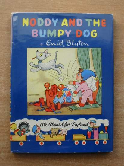 Cover of NODDY AND THE BUMPY DOG by Enid Blyton