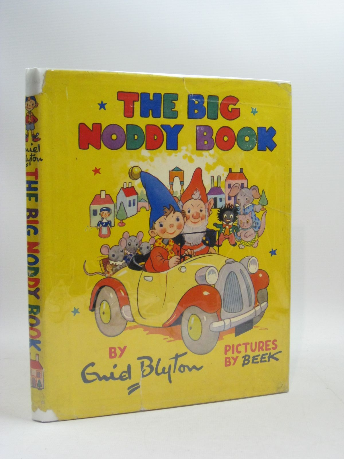 Cover of THE BIG NODDY BOOK by Enid Blyton