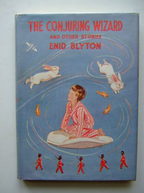 Cover of THE CONJURING WIZARD AND OTHER STORIES by Enid Blyton