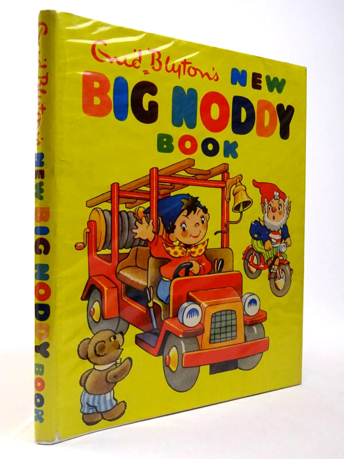 Cover of THE NEW BIG NODDY BOOK by Enid Blyton