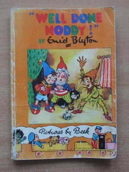 Cover of WELL DONE NODDY! by Enid Blyton
