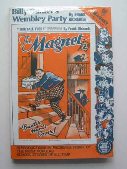 Cover of BILLY BUNTER'S WEMBLEY PARTY by Frank Richards